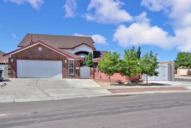 7501 Danielito Avenue NW, Albuquerque, NM 87120 (MLS #949870) :: The Bigelow Team / Red Fox Realty
