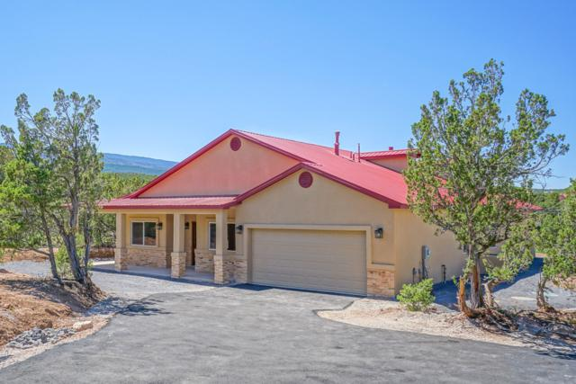 6 Nambe Court, Sandia Park, NM 87047 (MLS #949878) :: The Bigelow Team / Red Fox Realty