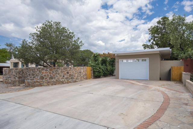 1116 Stanford Drive NE, Albuquerque, NM 87106 (MLS #949902) :: The Bigelow Team / Red Fox Realty