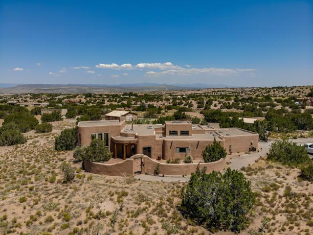 283 State Highway 165 Road, Placitas, NM 87043 (MLS #949918) :: Campbell & Campbell Real Estate Services