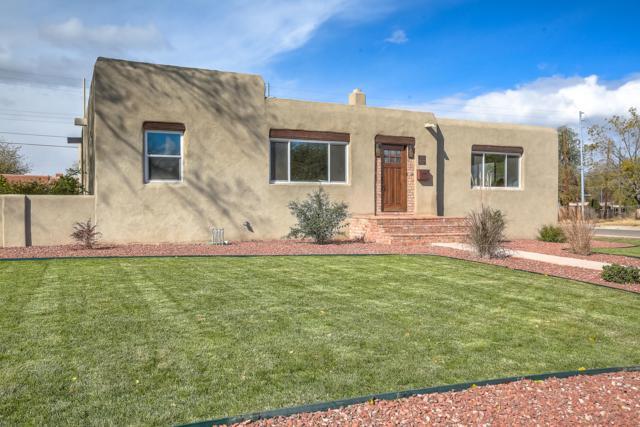 3529 Monte Vista Boulevard NE, Albuquerque, NM 87106 (MLS #949930) :: The Bigelow Team / Red Fox Realty