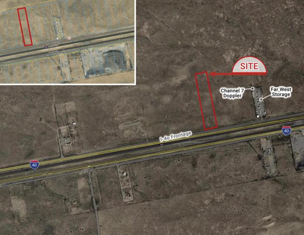 West I-40 Frontage Road NW, Albuquerque, NM 87121 (MLS #949968) :: Silesha & Company