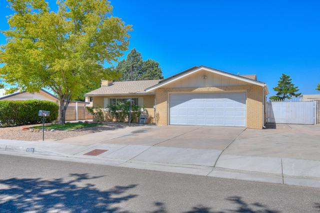4109 Constance Place NE, Albuquerque, NM 87109 (MLS #950010) :: Campbell & Campbell Real Estate Services