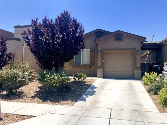 3167 Morrissey Street SW, Albuquerque, NM 87121 (MLS #950039) :: Silesha & Company