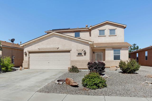 1701 Veridian Drive SE, Rio Rancho, NM 87124 (MLS #950053) :: Campbell & Campbell Real Estate Services