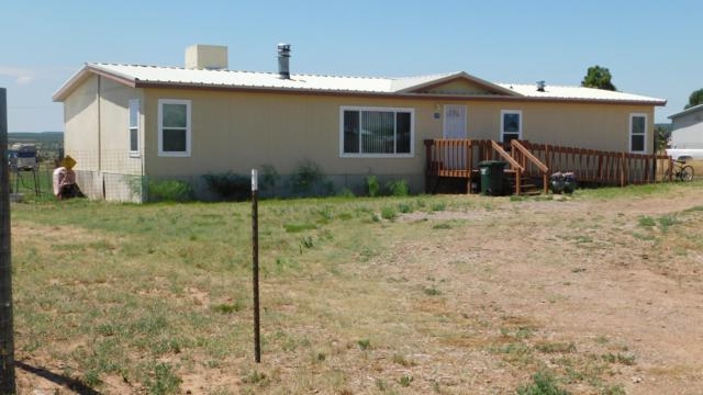 19 Pony Express Drive, Edgewood, NM 87015 (MLS #950063) :: Campbell & Campbell Real Estate Services
