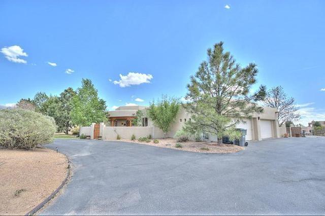 11520 Del Rey Avenue NE, Albuquerque, NM 87122 (MLS #950082) :: Silesha & Company