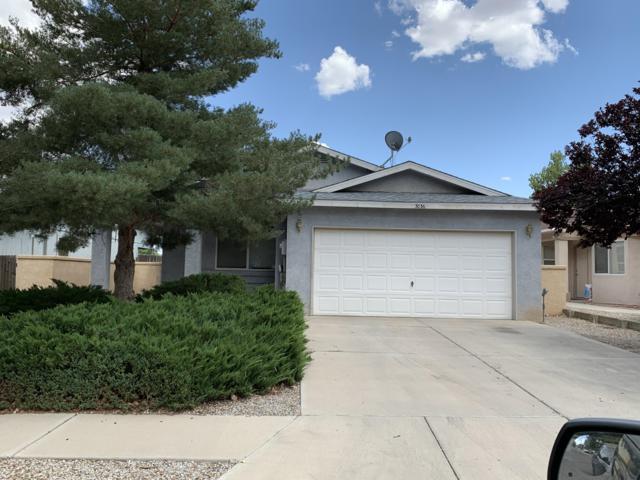 3036 Taos Meadows Drive NE, Rio Rancho, NM 87144 (MLS #950089) :: Silesha & Company