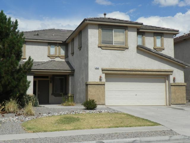 1413 Ducale Drive SE, Rio Rancho, NM 87124 (MLS #950126) :: Campbell & Campbell Real Estate Services