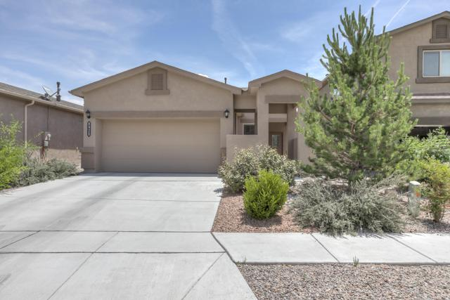 8920 Eagle Hills Drive NW, Albuquerque, NM 87114 (MLS #950135) :: The Bigelow Team / Red Fox Realty