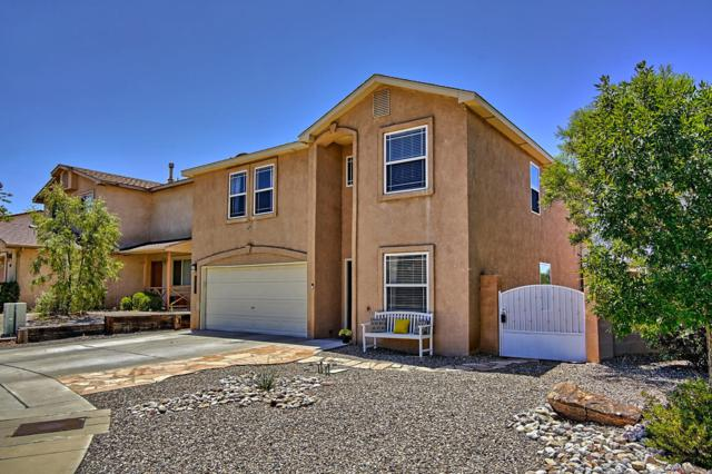 9031 Moonstone Drive NE, Albuquerque, NM 87113 (MLS #950252) :: The Bigelow Team / Red Fox Realty