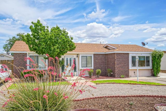 536 Pyrite Drive NE, Rio Rancho, NM 87124 (MLS #950266) :: Campbell & Campbell Real Estate Services