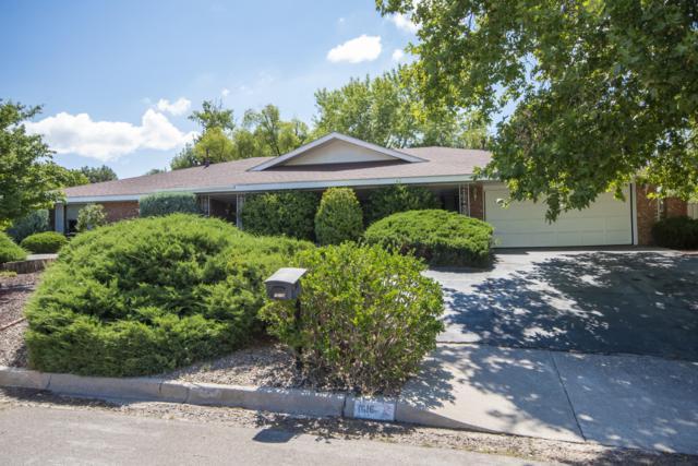1616 La Tuna Place SE, Albuquerque, NM 87123 (MLS #950316) :: The Bigelow Team / Red Fox Realty