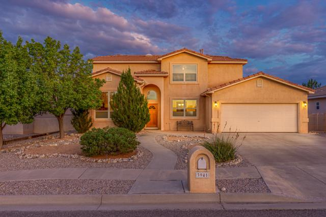 3941 Bay Hill Loop SE, Rio Rancho, NM 87124 (MLS #950351) :: Campbell & Campbell Real Estate Services