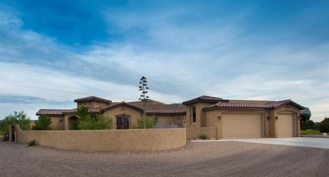 26 Horseshoe Loop, Placitas, NM 87043 (MLS #950436) :: Campbell & Campbell Real Estate Services