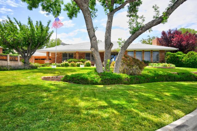 1801 Conestoga Drive SE, Albuquerque, NM 87123 (MLS #950611) :: The Bigelow Team / Red Fox Realty