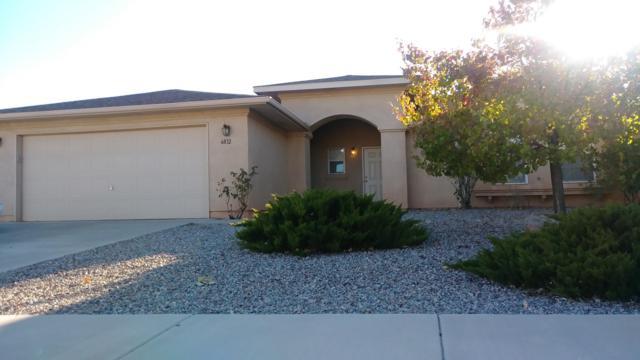 6832 Augusta Hills Drive NE, Rio Rancho, NM 87144 (MLS #950625) :: The Bigelow Team / Red Fox Realty