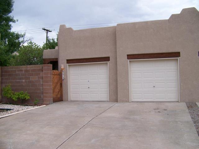 4912 Sun Cove Road NE, Albuquerque, NM 87110 (MLS #950756) :: The Bigelow Team / Red Fox Realty