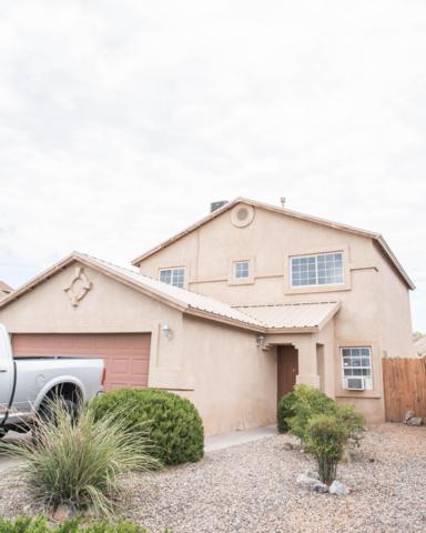 4713 Jessica Drive NE, Rio Rancho, NM 87144 (MLS #950774) :: The Bigelow Team / Red Fox Realty