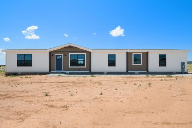 1 Cob Court, Edgewood, NM 87015 (MLS #950831) :: Campbell & Campbell Real Estate Services
