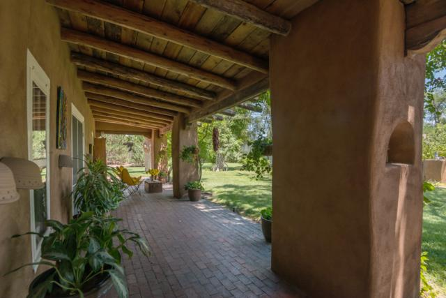 4813 Corrales Road, Corrales, NM 87048 (MLS #950855) :: Campbell & Campbell Real Estate Services