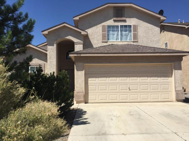 408 Playful Meadows Circle NE, Rio Rancho, NM 87144 (MLS #950896) :: Campbell & Campbell Real Estate Services