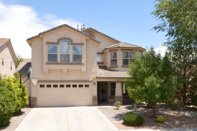 1416 Montiano Loop SE, Rio Rancho, NM 87124 (MLS #950904) :: Campbell & Campbell Real Estate Services