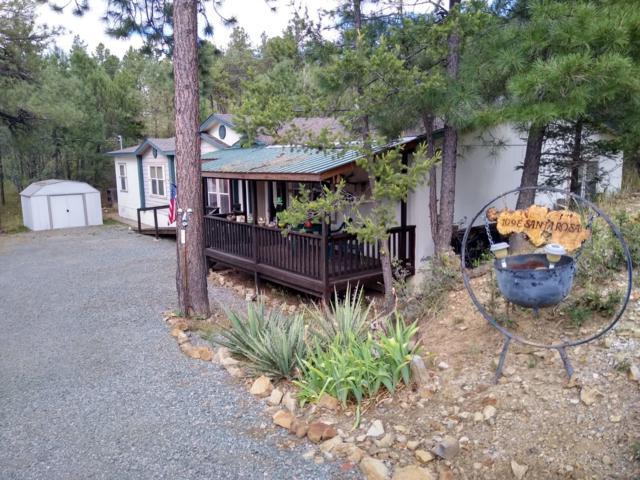 109 Santa Rosa Drive, Ruidoso, NM 88345 (MLS #950965) :: Campbell & Campbell Real Estate Services
