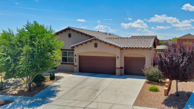 1717 Vista De Colinas Drive SE, Rio Rancho, NM 87124 (MLS #950973) :: Campbell & Campbell Real Estate Services
