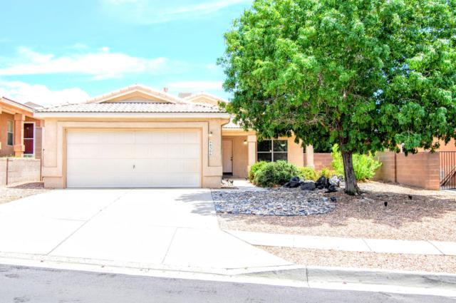 8306 Rancho Pleno NW, Albuquerque, NM 87120 (MLS #951037) :: Campbell & Campbell Real Estate Services