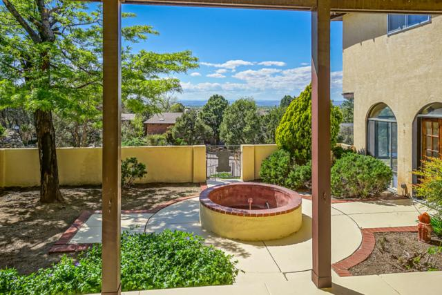 1102 Warm Sands Drive SE, Albuquerque, NM 87123 (MLS #951128) :: The Bigelow Team / Red Fox Realty