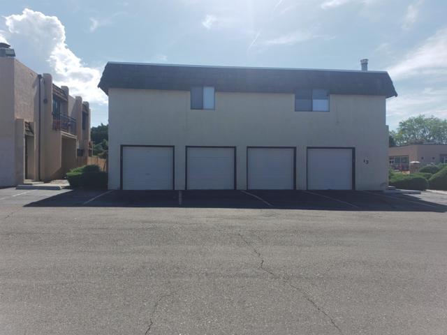 8333 Comanche Road NE 13A, Albuquerque, NM 87110 (MLS #951149) :: The Bigelow Team / Red Fox Realty