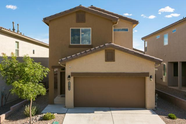 8812 Zephyr Place NW, Albuquerque, NM 87120 (MLS #951202) :: The Bigelow Team / Red Fox Realty