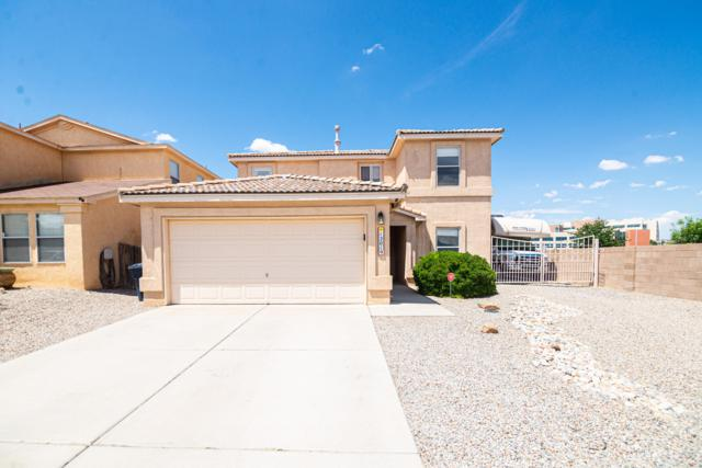 12019 Bedrock Court NW, Albuquerque, NM 87114 (MLS #951329) :: Campbell & Campbell Real Estate Services