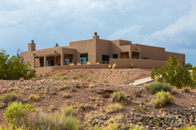 27 Calle Chamisa, Placitas, NM 87043 (MLS #951336) :: Campbell & Campbell Real Estate Services