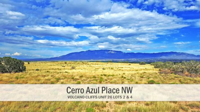 Cerro Azul Place NW, Albuquerque, NM 87120 (MLS #951366) :: The Bigelow Team / Red Fox Realty