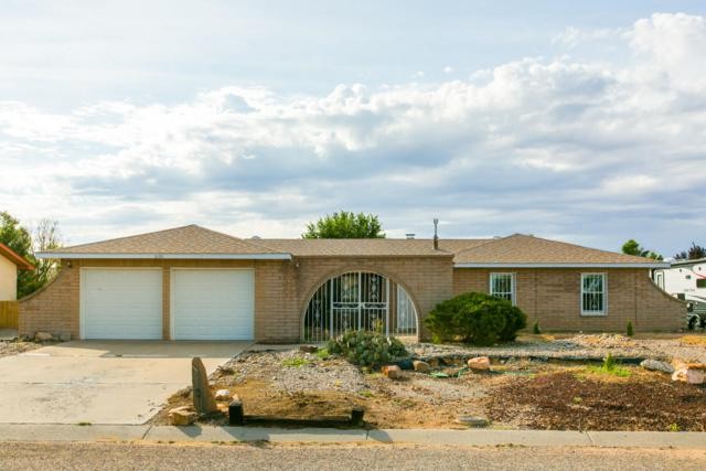 1606 January Drive, Rio Communities, NM 87002 (MLS #951382) :: Campbell & Campbell Real Estate Services