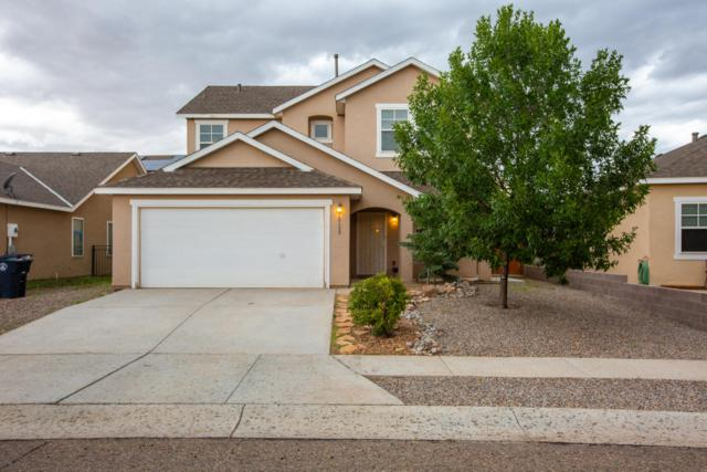 10605 Pamplona Street NW, Albuquerque, NM 87114 (MLS #951437) :: Campbell & Campbell Real Estate Services