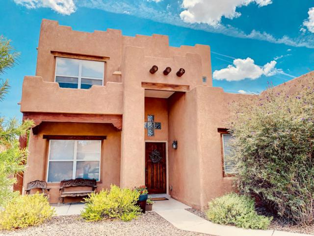 7420 Junco Place NW, Albuquerque, NM 87114 (MLS #951440) :: The Bigelow Team / Red Fox Realty