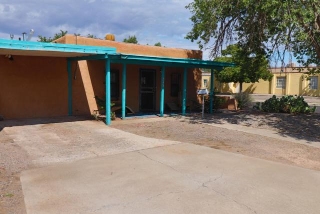 245 Chama Street NE, Albuquerque, NM 87108 (MLS #951444) :: Campbell & Campbell Real Estate Services