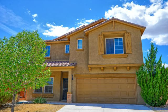 317 Loma Linda Loop NE, Rio Rancho, NM 87124 (MLS #951447) :: The Bigelow Team / Red Fox Realty