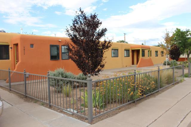 2601 Rio Grande Blvd NW, Albuquerque, NM 87104 (MLS #951533) :: The Bigelow Team / Red Fox Realty