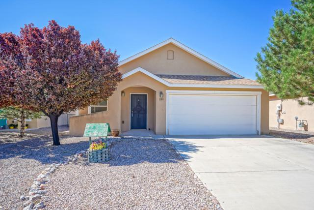 2108 Ensenada Circle SE, Rio Rancho, NM 87124 (MLS #951591) :: The Bigelow Team / Red Fox Realty