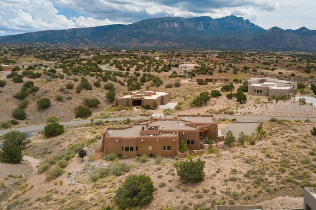 32 Petroglyph Trail, Placitas, NM 87043 (MLS #951600) :: Campbell & Campbell Real Estate Services