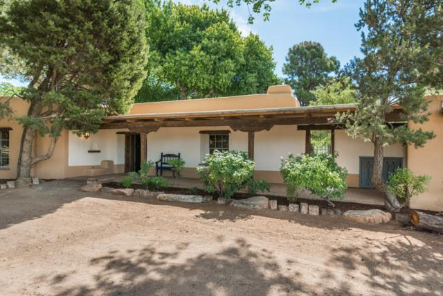 246 Angus Road, Corrales, NM 87048 (MLS #951649) :: Campbell & Campbell Real Estate Services