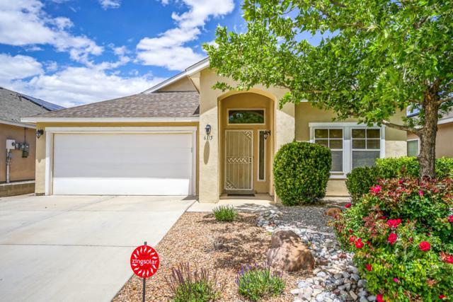 6115 Segovia Avenue NW, Albuquerque, NM 87114 (MLS #951712) :: Campbell & Campbell Real Estate Services