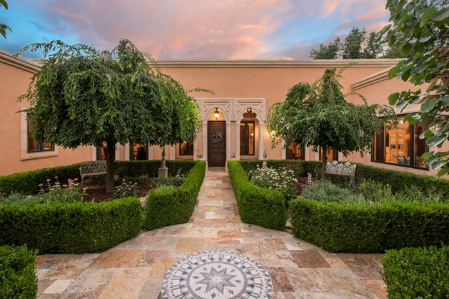 980 Bonita Rosas Drive NW, Los Ranchos, NM 87107 (MLS #951721) :: Campbell & Campbell Real Estate Services