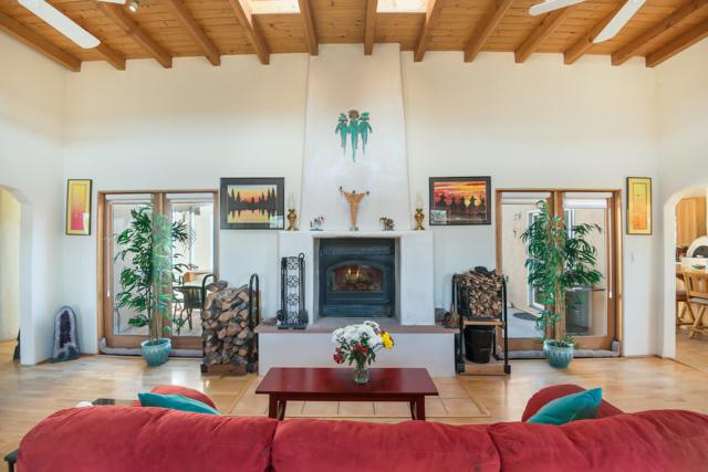 4601 Puertocito Road, Sandia Park, NM 87047 (MLS #951747) :: Campbell & Campbell Real Estate Services