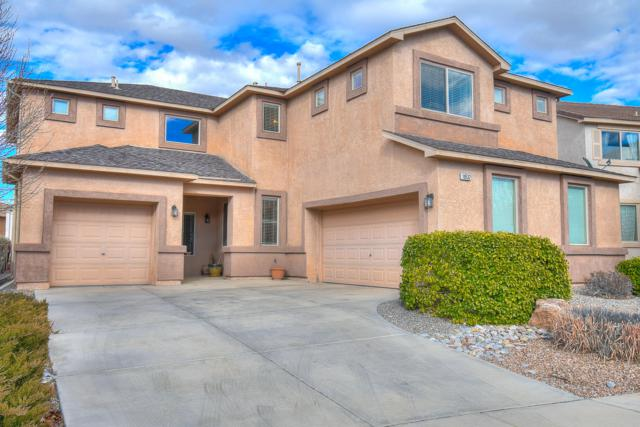 10532 Bitter Creek Drive NW, Albuquerque, NM 87114 (MLS #951748) :: The Bigelow Team / Red Fox Realty