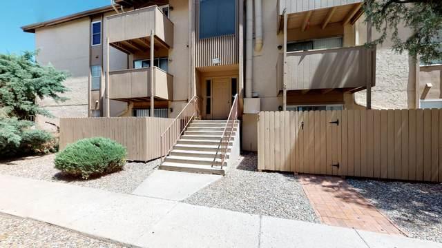 3839 Montgomery Boulevard NE #732, Albuquerque, NM 87109 (MLS #952316) :: The Bigelow Team / Red Fox Realty
